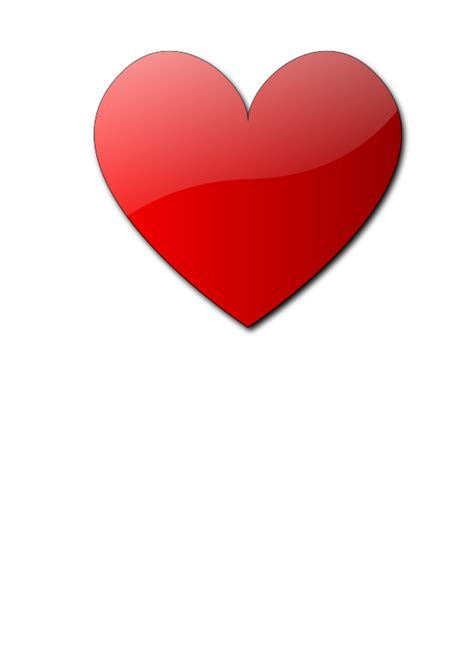 cuore clipart free stock photo illustration of a