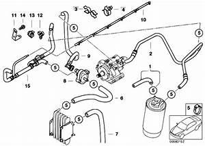 Original Parts For E46 330d M57 Touring    Fuel Preparation