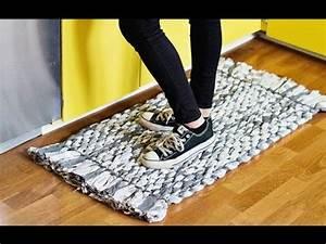 Teppich Filzen Anleitung : diy teppich teppich selber machen youtube ~ Lizthompson.info Haus und Dekorationen