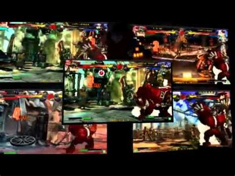 Ggxrd tribute To Fab Potemkin pt 2 Youtube