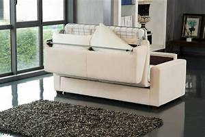 Photos canape lit convertible couchage quotidien pas cher for Canapé convertible quotidien pas cher