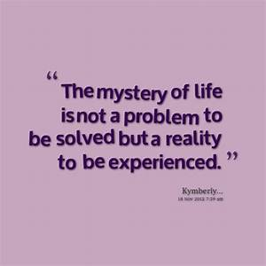 Funny Quotes About Mystery. QuotesGram