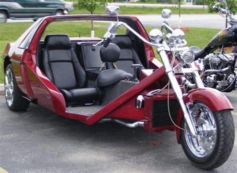 Trike Motorcycle, Custom Trikes
