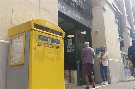 bureau de poste montparnasse neuilly sur seine un bureau de poste fermé le parisien