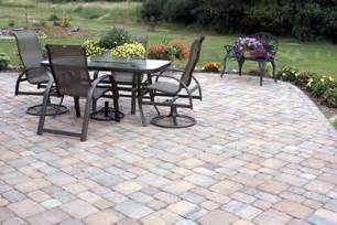 how to install patio pavers patio deck experts