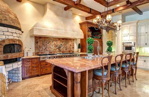 kitchen islands movable 29 tuscan kitchen ideas decor designs