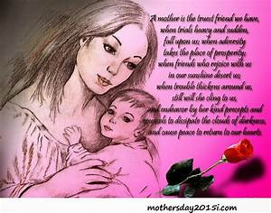 Happy Mother's Day Quotes With Images For Facebook 2015 ...