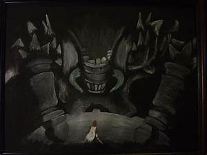 Pelagia Shadow of the Colossus by DNLINK on DeviantArt