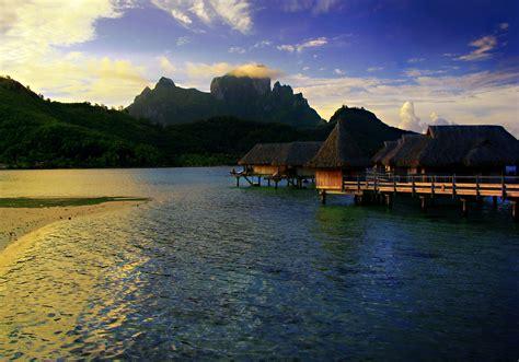 Pictures Bora Bora French Polynesia Amazing Funny