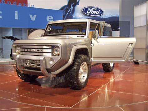 ford bronco  arrive sooner  expected