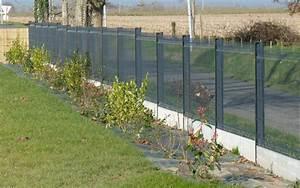 Cloture Jardin Accent Protection Accueil Design Et Mobilier