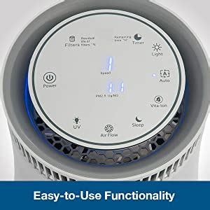 Amazon.com: SilverOnyx Air Purifier for Home with True