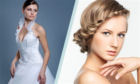 How To Match Your Hairstyle With Your Dress