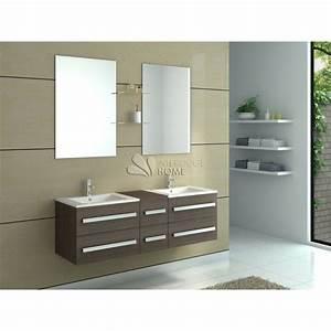 pin lavabo a semincasso rettangolare la fontana artceram With double vasque sdb
