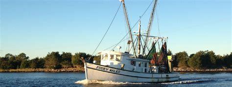 calabash nc shrimp boats