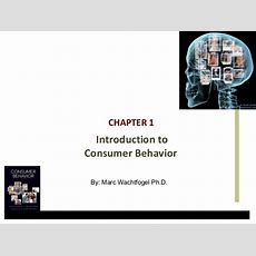 Introduction To Consumer Behavior (updated