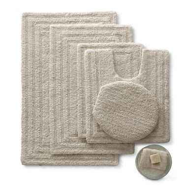 jcpenney bath rugs linden cotton reversible bath rugs jcpenney