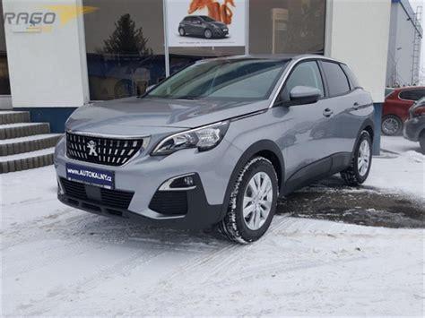 Gambar Mobil Peugeot 3008 by Prodej Peugeot 3008 1 6 Bluehdi 120k Man6 Terenn 237 Vozidlo