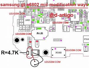 Samsung Galaxy Ace Duos S6802 Mic Solution Jumper Problem Ways Microphone