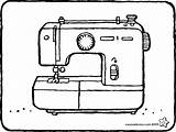 Colouring Sewing Coloring Naaimachine Kiddicolour Kleurplaat Tekening Zum Ausmalen Machine Kleding Ausmalbild Winkel Schnuller Ausmalbilder Ausdrucken Kleurprent Nahmaschine Thoughtfully Designed sketch template