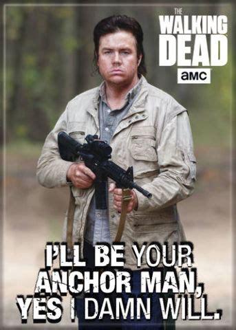The Walking Dead Eugene Porter Fridge Magnet Abraham Ford