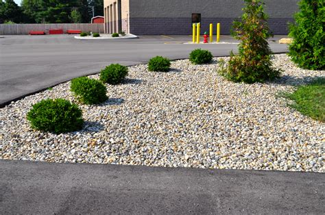 river rock pictures landscaping 5 large river rock indianapolis decorative rock mccarty