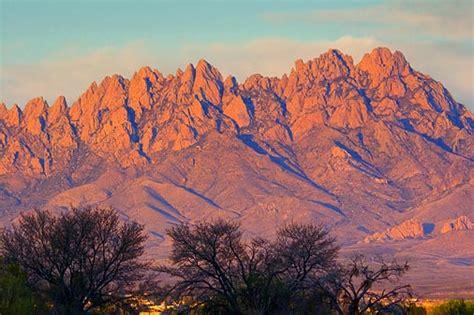 organ mountains at sunset photo gordon w photos at pbasecom