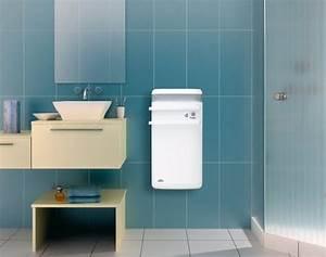 Radiateur Electrique Salle De Bain Mural : chauffage salle de bain quelles solutions ooreka ~ Edinachiropracticcenter.com Idées de Décoration