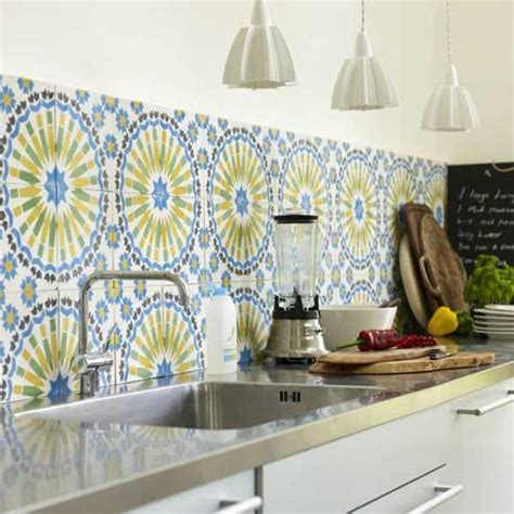 Vintage Kitchen Tile Backsplash by 25 Modern Kitchen Backspash Ideas To Beautify Kitchen Decor