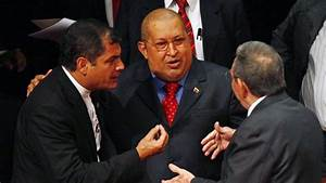 Ecuadorian President Says The CIA Is Attempting To ...