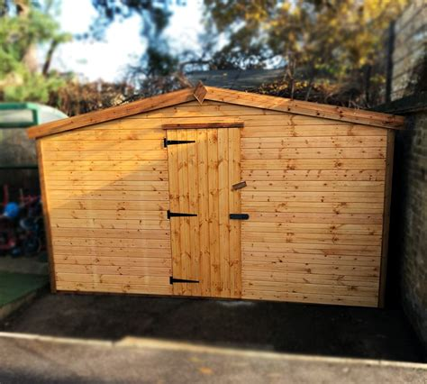 12x12 - Apex - Standard Shed (A-0315) - 12 x 12ft Classic ...
