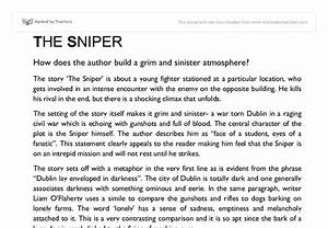 35 The Sniper Short Story Plot Diagram