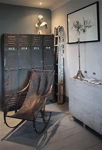 decoration usine vintage With meuble cuisine maison du monde 9 salon en cuir maisons du monde photo 315 exemple de