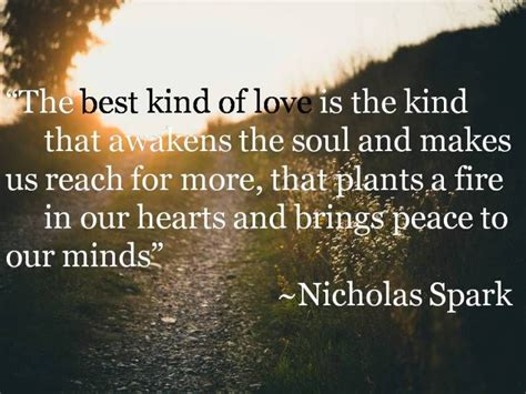 29 Lovely Quotes From Nicholas Spark