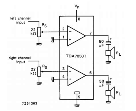Low Voltage Mono Stereo Power Amplifier