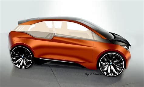 2018 Bmw I3 Coupe Concepts