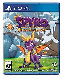 Spyro Reignited Trilogy Listed To Release On September 21