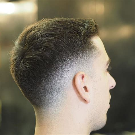 drop fade haircuts cool styles