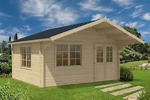 Gartenhaus Mit Vordach : gro es gartenhaus mit vordach karmen 18m 58mm 4x5 ~ Articles-book.com Haus und Dekorationen