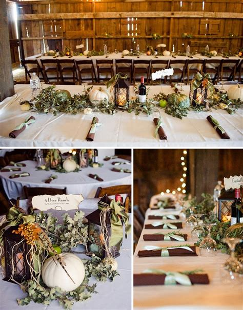 life of a vintage lover autumn barn wedding