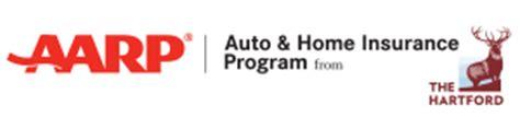 aarp auto insurance   quote  hartford