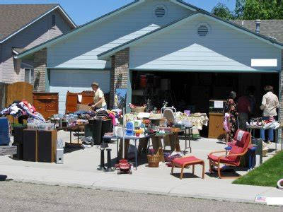 Garage Sales by How To Shop At Garage Sales A Guide To Garage Sale