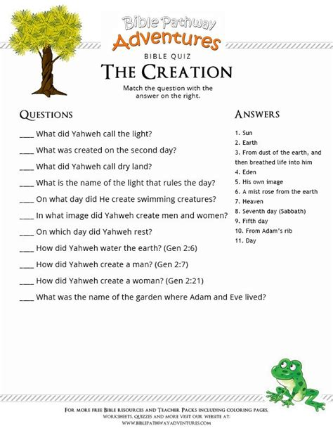 create a printable quiz 101 printables