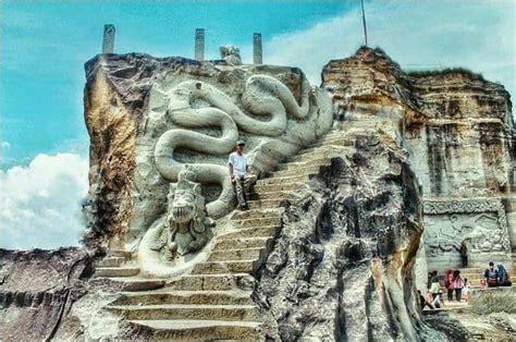 lokasi  rute tebing breksi wisata jogja  eksotis