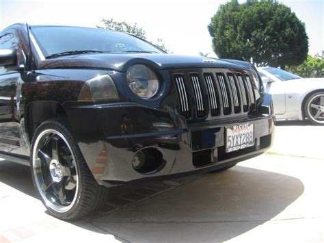 Jeep Compass Modification by Jpros619 2007 Jeep Compass Specs Photos Modification