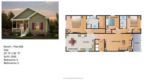 supreme modular homes nj modular home ranch plans