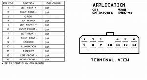 2002 Chevy Cavalier Radio Wiring Harness Diagram