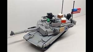Lego M1 Abrams Tank Instructions  Lego Digital Designer