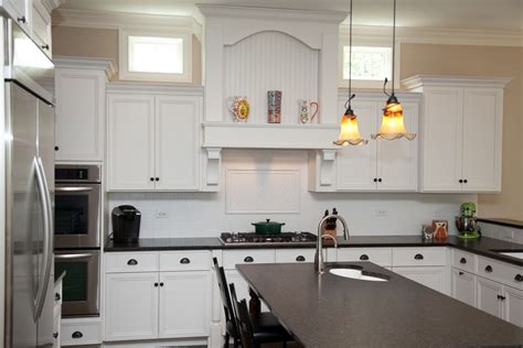 crown moulding ideas for kitchen cabinets range cover kitchen transitional with brookhaven