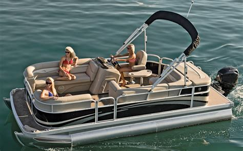 Pontoon Boats Pics by Pontoon Boat Covers Carver Covers